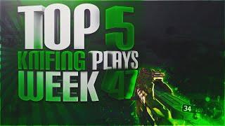 xJMx Top 5 Plays - Week 47 w/ Red Jamn