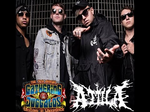 Attila added to 2018 'Gathering Of The Juggalos' - Allegaeon hit studio for new album!