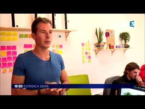 Campagne de recrutement d'ICARE Technologies, Interview France 3