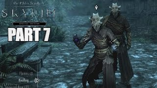 Skyrim Special Edition EARLY CULTISTS? - Walkthrough Part 7 - PC Gameplay 1080p 60fps