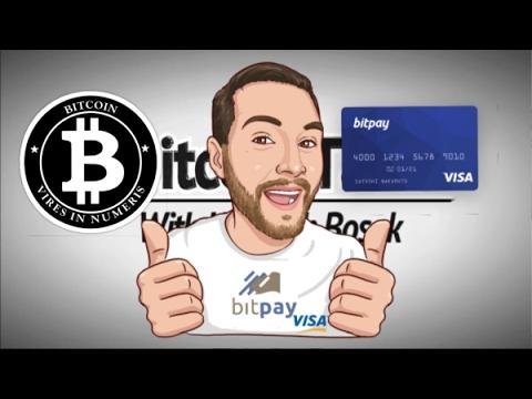 BitPay - A Bitcoin Wallet + Visa & Exchange