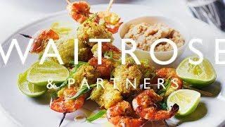 World Street Food | Malaysian Seafood Satay | Waitrose