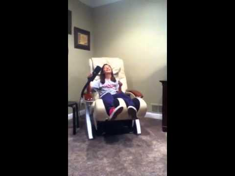 How to Massage chair Part 4