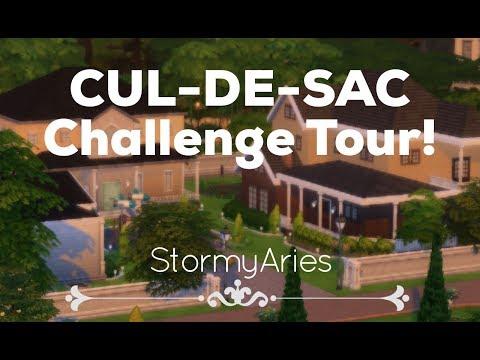 Cul-de-Sac Challenge Lot Tour: StormyAries