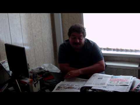 Дмитрий Быков: Обзор свежего номера газеты Собеседник