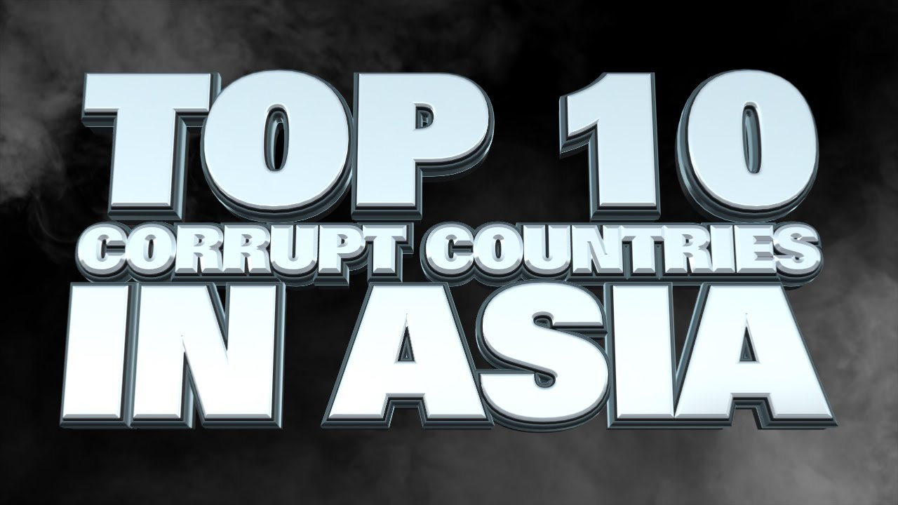 Top Most Corrupt Countries In Asia YouTube - World most powerful country list 2014