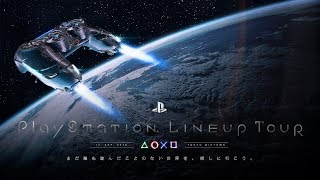 PlayStation® LineUp Tour - English