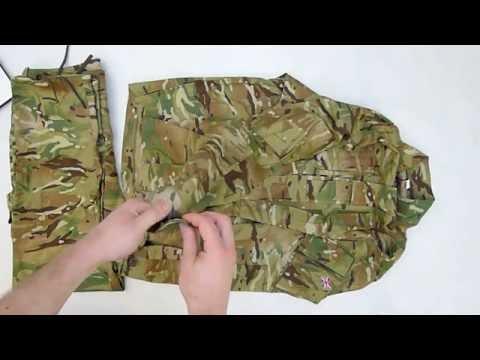 Видео обзор костюма мужского ACU MTP от Chameleon.