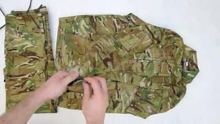 Видео обзор костюма мужского ACU MTP от