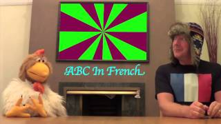 ABC in French. Learn The French alphabet and how each letter sounds...