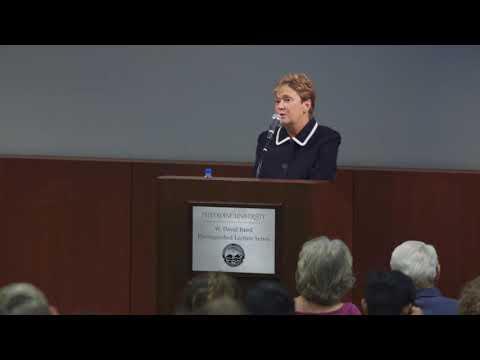 W. David Baird Distinguished Lecture Series | Dr. Lynn Pasquerella