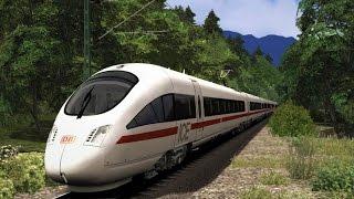 ICE-T 1526 Garmisch Partenkirchen - Berlin Gesundbrunnen Führerstandsmitfahrt Train Simulator 2017
