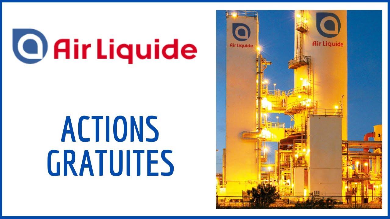 Air Liquide : Comment Obtenir des Actions Gratuites ?