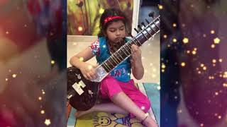 National Anthem-Sitar cover