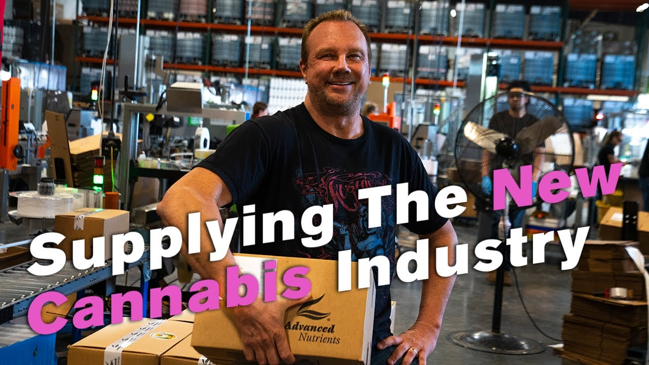Supplying The New Cannabis Industry