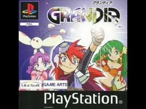 Theme of Grandia