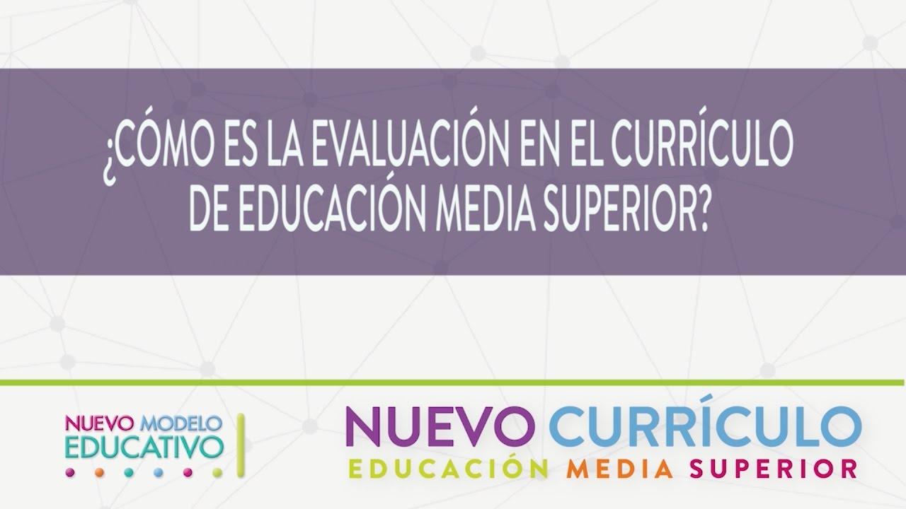 Cómo es la evaluación de los aprendizajes en el currículo de ...