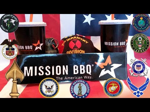 The Mission BBQ - Patriotism Soaked In BBQ Sauce The American Way!