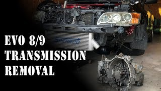 Evo Transmission Removal // Detailed How-to Video // Boosted Films