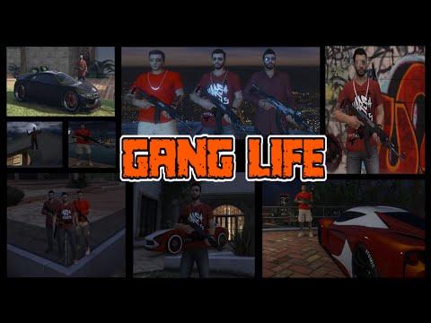 [GTA 5 Online On Xbox One] Gang Life Ep.7 Season.4 (A Full House) (HD)