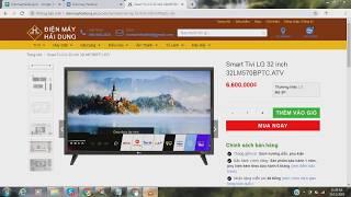 Smart Tivi LG 32 inch 32LM570BPTC.ATV