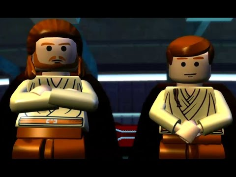 Lego star wars wii walkthrough episode 3