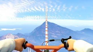 98% IMPOSSIBLE BMX BIKE RACE! (GTA 5 Funny Moments)