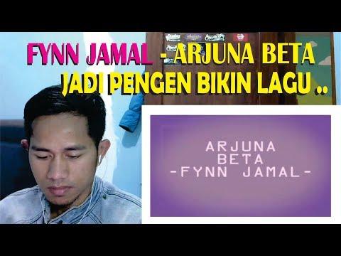 FYNN JAMAL #ARJUNA BETA - Orang Indonesia Mereaksi Lagu Malaysia#30