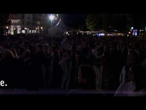 Events in Ljubljana: Open air performance by the Kazina Dance Troupe
