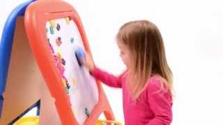 Grow'n Up: Magnetic Double Sided Easel