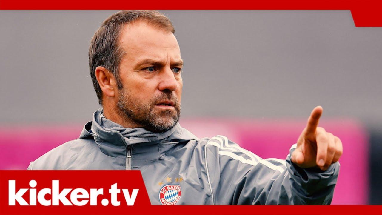 Job-Anruf beim Abendessen - Hansi Flick bereit für sein Bayern-Abenteuer | kicker.tv