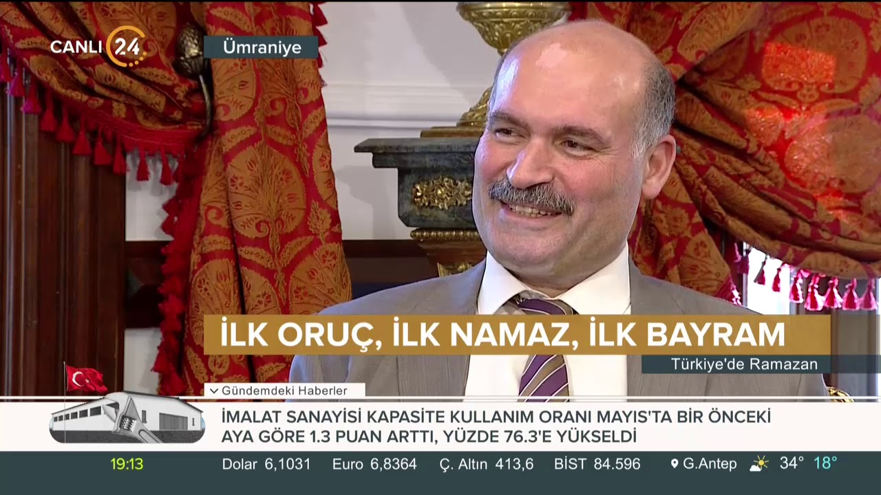 Türkiye'de Ramazan (23.05.2019)