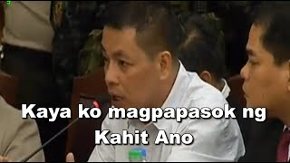 Colangco - Sa Basbas ni De Lima kaya ko magconcert at magpasok ng kahit ano - Sep 20 2016