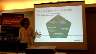 Lanzamiento de Kaspersky Endpoint Security for Business 2013
