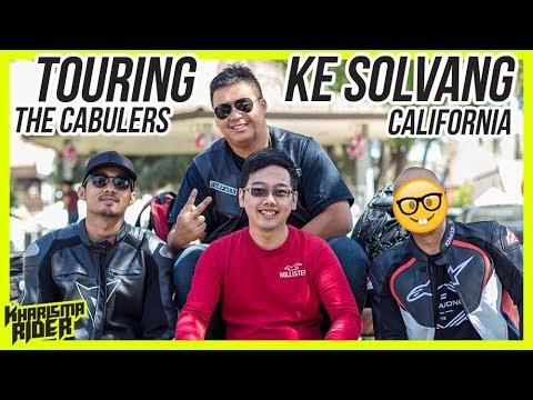 #114 Mimpi TOURING Bareng Temen-temen INDO Kesampean! | Touring To SOLVANG, California.