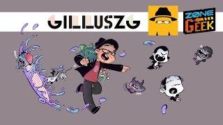 GillusZG - chaîne geek, cinéma, films, jeux de rôle, critiques, horreur et tout ça !