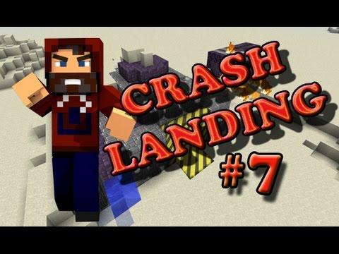 """DO YOUR BUSINESS!"" CRASH LANDING #7"