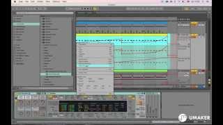 Ableton Live по-русски: Основы (Автоматизация)