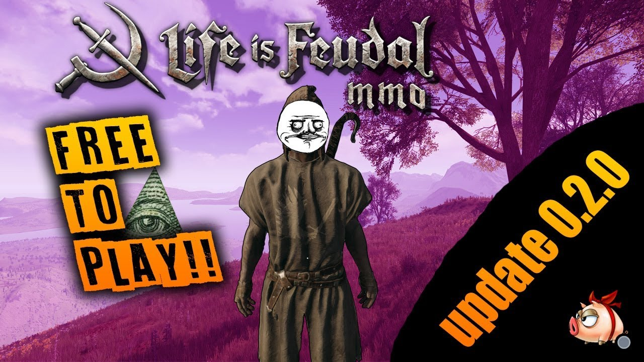 Life is Feudal: MMO Review 2019 - YouTube