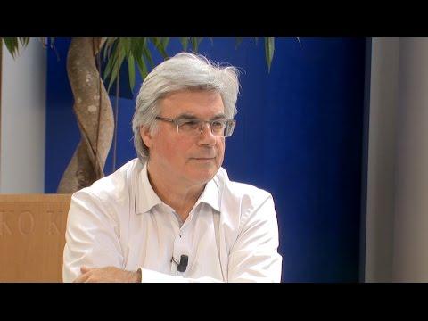 Interview de Patrick Le Hyaric pour Roj TV