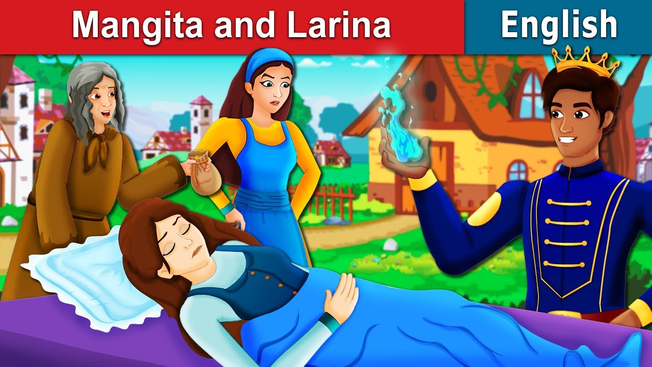 Download Mangita And Larina Story in English | Stories for Teenagers | English Fairy Tales