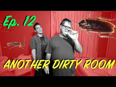 Another Dirty Room Ep. 12 : ATLANTIC CITY : SLOTS, SUNSHINE AND ROACHES