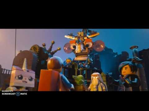 Master Builders Learn To Work as a Team - The Lego Movie