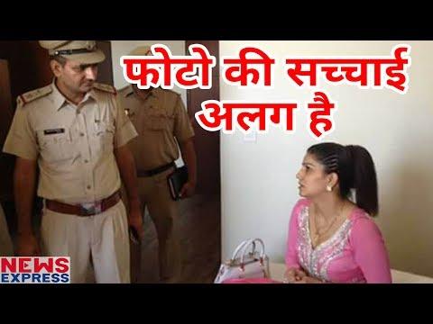 Sapna की इस तस्वीर को आप भी सच मान रहे हैं तो बता दें ये खबर झूठी है