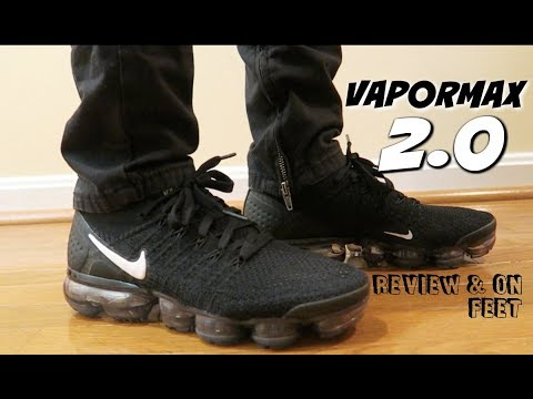 reputable site 2ffca dcefe (WORTH GETTING ??) NIKE VAPORMAX 2.0 REVIEW & ON FEET