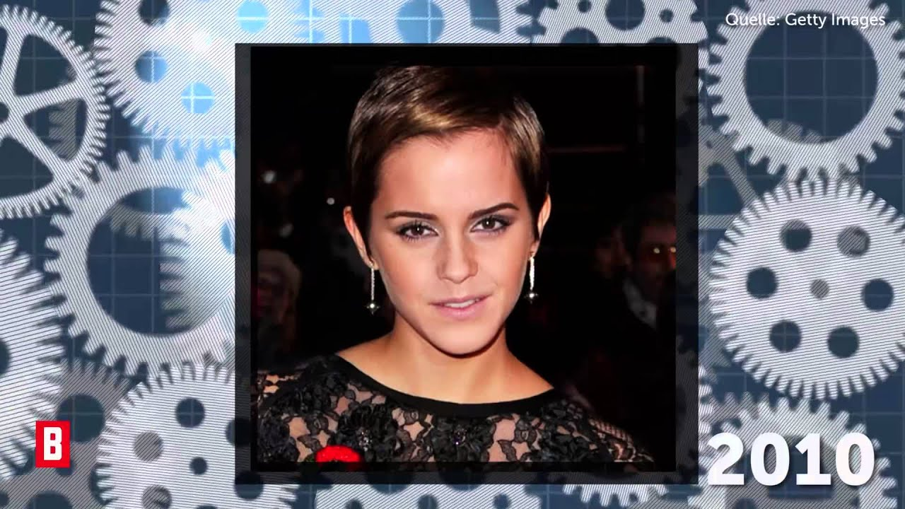 BUNTE TV - Emma Watson: Happy Birthday, Hermine!