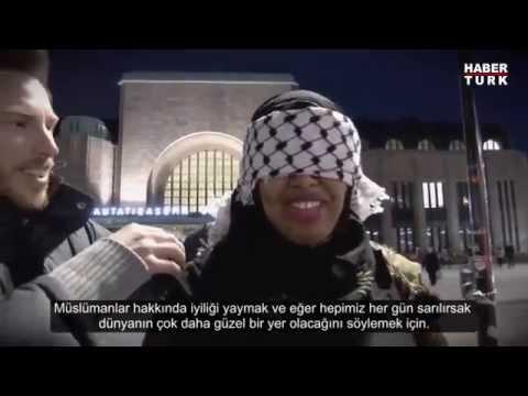 sosyal deney müslüman lara güven testi