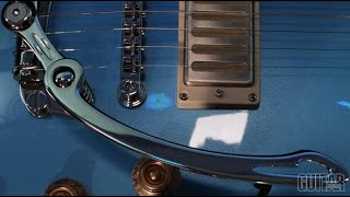 """Watch Paul Riario take the """"exquisite"""" Eastman Romeo LA thinline for a spin!"""