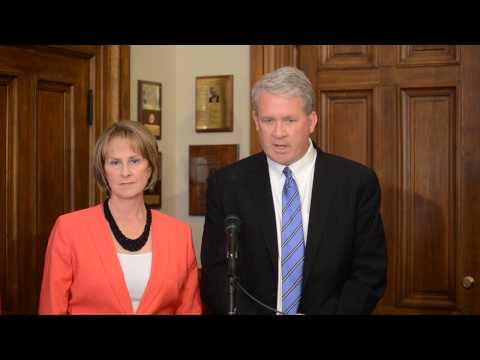 Budget Address Republican Reaction: House Republican Leader Jim Durkin