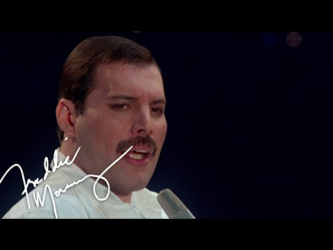 "Previously Unreleased Freddie Mercury ""Time Waits For No One"" Performance Released"